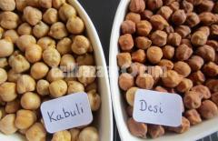Desi and kabuli Chick Peas for sale