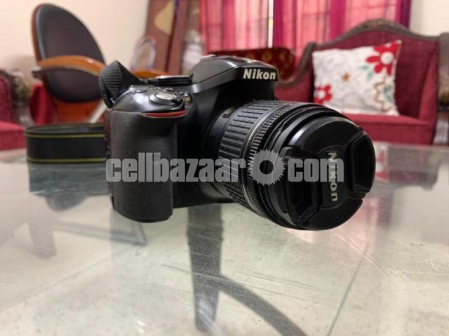Nikon D5300 DSLR camera with 18-55mm lens - 1/4