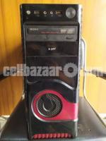 Official Use Desktop PC- Dual Core*Core 2 Duo 160 GB 2 GB