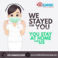 Available Round the Clock Medivic Home Nursing Service in Danapur, Patna