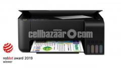 Epson L3110 All-in-One 4-Color Ink Tank Ready Printer