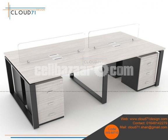 office desk - 3/6