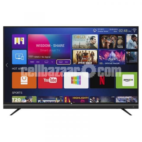 Vikan 32 Double Glass Smart /wifi ( RAM-1 GB-ROM 8 GB )HD TV - 1/2