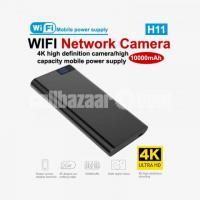 IP Camera Power bank Camera 10000mAh 4K Night Vision Live Wifi IP Camera Video Recorder - Image 2/6