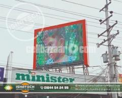 Running Big Project LED Moving Display p6 Screen Outdoor Fixed Installation Digital LED - Image 3/6