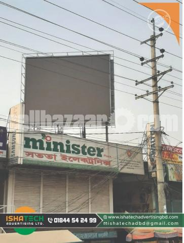 Running Big Project LED Moving Display p6 Screen Outdoor Fixed Installation Digital LED - 4/6