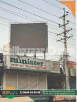 Running Big Project LED Moving Display p6 Screen Outdoor Fixed Installation Digital LED - Image 4/6