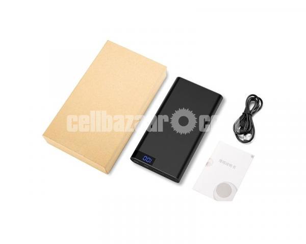 Live IP Camera 5000mAh Powerbank Night Vision Wifi IP Camera Spy Cam - 5/6