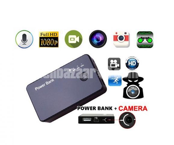 Live IP Camera 5000mAh Powerbank Night Vision Wifi IP Camera Spy Cam - 6/6