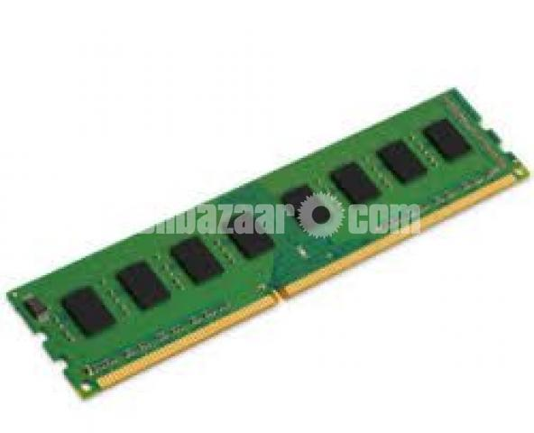 4GB DDR3 RAM - 1/1