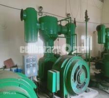 Air Compressor-Reciprocating
