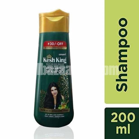 Kesh King Anti Hairfall Aloe Vera Shampoo 120ml - 2/2