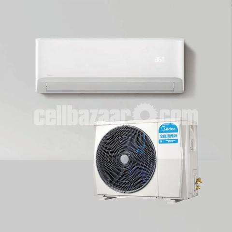 Midea 1 Ton 12000 BTU Split Air Conditioner MSM-12CR - 1/3