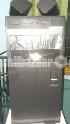 """mi 23.8"""" Monitor & Full PC Setup Sale ( Only 3 Month Used ) - 2/5"""