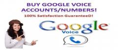 Buy and Sell Google Voice account