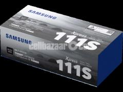 Samsung MLT-D111S ORIGINAL BLACK Toner