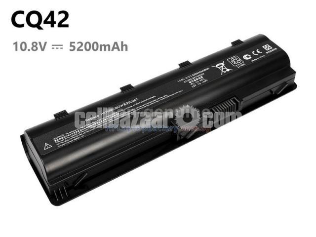 HP Compaq CQ43 Replacement Laptop Battery 5200mah - 1/10