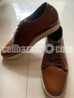 Leather sneakers 44 size - Image 2/3
