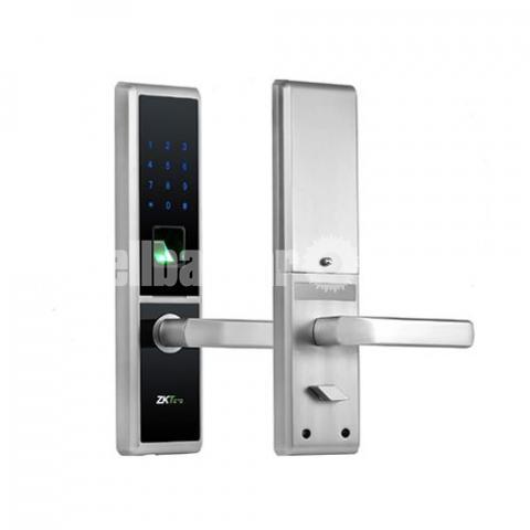 ZKTeco Fingerprint Handle Door Lock - 1/5