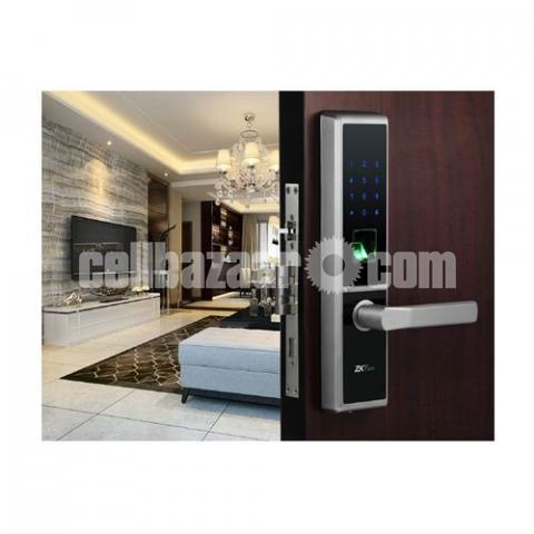 ZKTeco Fingerprint Handle Door Lock - 2/5