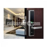 ZKTeco Fingerprint Handle Door Lock - Image 2/5