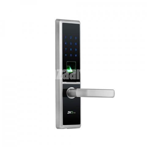 ZKTeco Fingerprint Handle Door Lock - 5/5