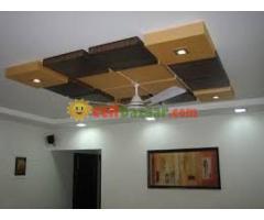 Ceiling design & decoration