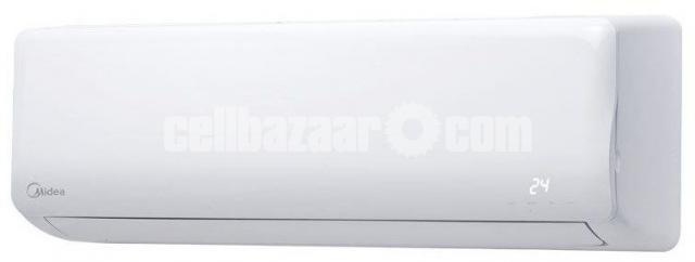Midea 1 ton split air conditioner - 1/4