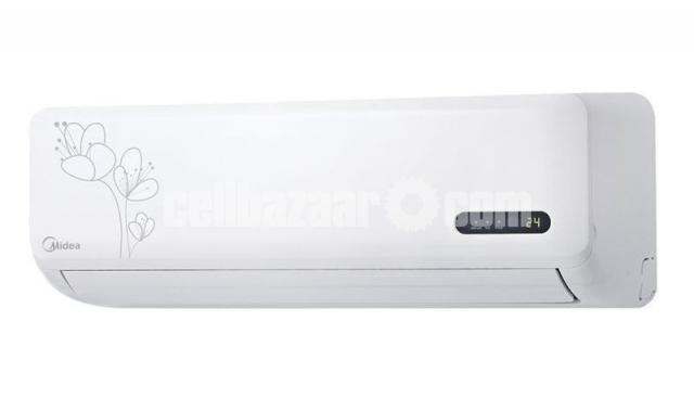 Midea 1 ton split air conditioner - 3/4