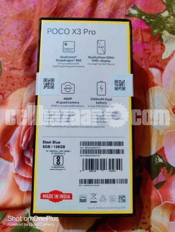 Xiaomi Poco X3 Pro [6/128] - 2/2