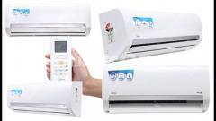 Midea 1 ton inverter split air conditioner - Image 1/4