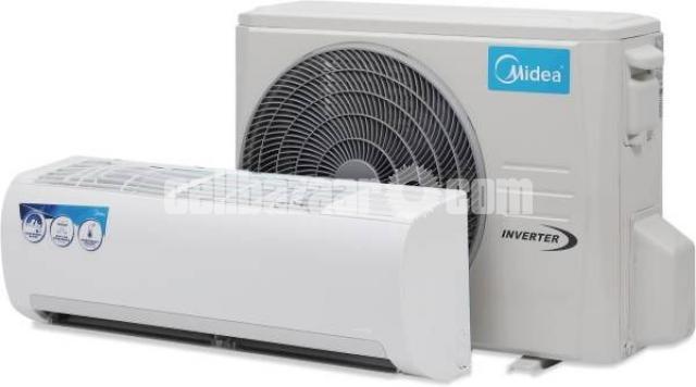 Midea 1 ton inverter split air conditioner - 3/4