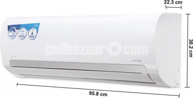 Midea 1 ton inverter split air conditioner - 4/4