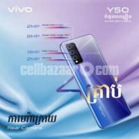 Vivo Y50 {Fresh Like New with fullbox} - Image 2/3