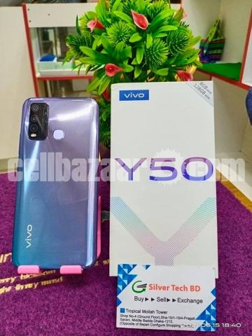 Vivo Y50 {Fresh Like New with fullbox} - 3/3