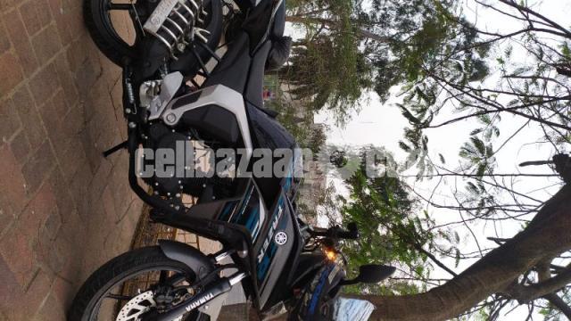 Yamaha Fazer FI V2 - 2/7