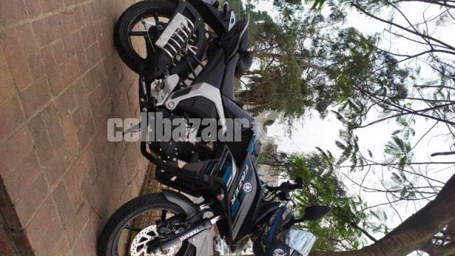 Yamaha Fazer FI V2 - 3/7