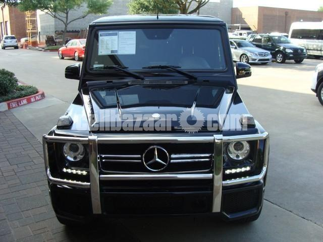 Selling my Neatly Used Mercedes Benz G63 AMG 2014 - 1/5