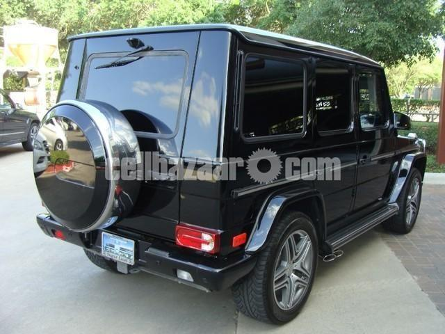 Selling my Neatly Used Mercedes Benz G63 AMG 2014 - 2/5