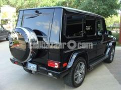 Selling my Neatly Used Mercedes Benz G63 AMG 2014 - Image 2/5