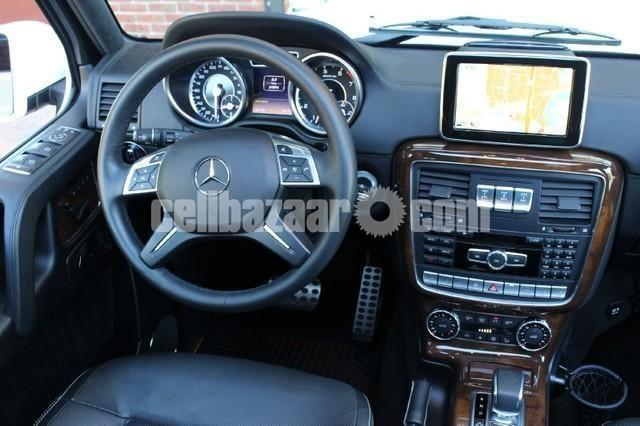 Selling my Neatly Used Mercedes Benz G63 AMG 2014 - 4/5