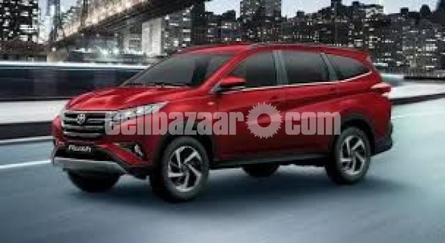 Toyota Rush 2021 - 1/5