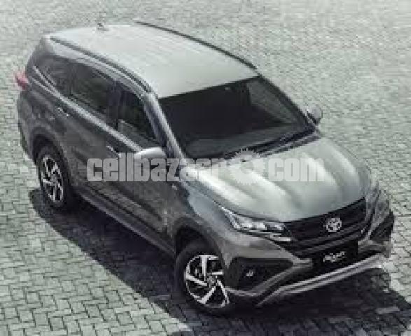 Toyota Rush 2021 - 2/5