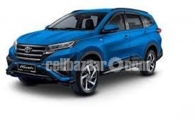 Toyota Rush 2021 - 5/5