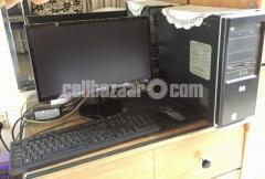 Medium Configuration PC, INTEL PENTINUM DUAL CORE, Ram 4GB, NVIDIA GEFORCE GT520