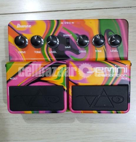 Jemini distortion pedal urgent sell - 1/2