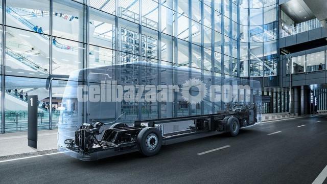 Hino Bus Chassis - 1/2