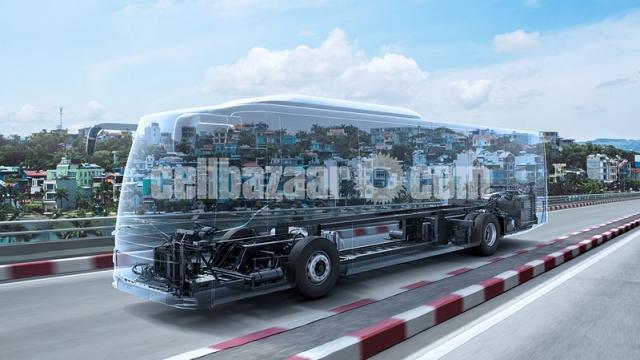 Hino Bus Chassis - 2/2
