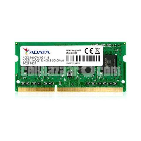 New Adata 8GB DDR3L 1600 Mhz Laptop RAM - 5/10