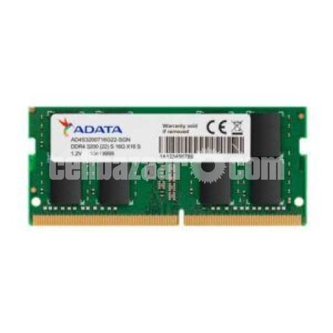 New Adata 8GB DDR3L 1600 Mhz Laptop RAM - 6/10